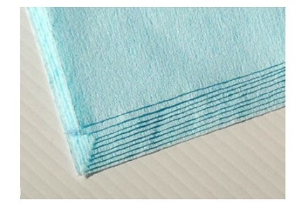 szövet törlőkendő, 20 db/60 m2 felülethez