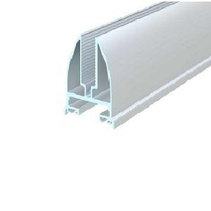 üvegfogó profil, 8 mm, natúr, 6 m