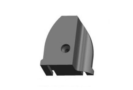 üvegfogó végzáró kupak, /balos/, 8-10 mm
