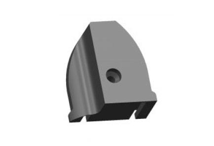 üvegfogó végzáró kupak, /jobbos/, 8-10 mm