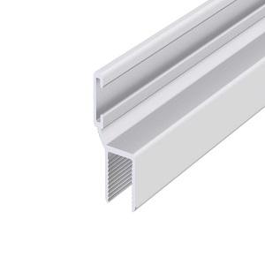 kis h-profil, alumínium, 8 mm, 6 m